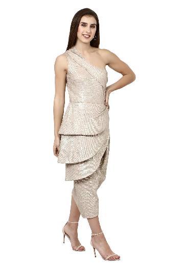 d64d13c10e2 REN by Rishi & Neha clothing Misty Rose Evening Dress Misty Rose dress for  rent